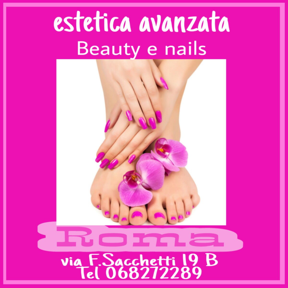 Estetica Avanzata Beauty e Nails Roma